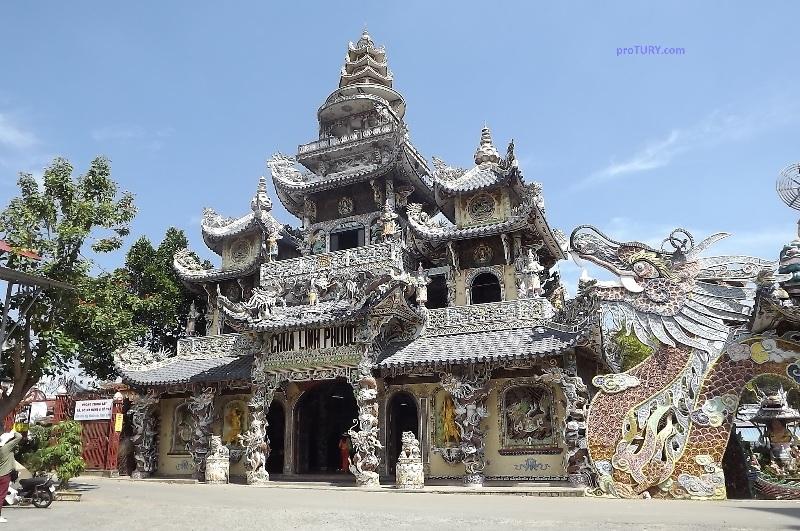 Пагода Линь Фуок (Далат - Вьетнам)