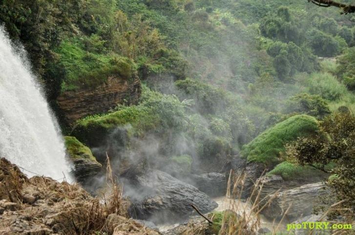 водопад Слонов (Далат - Вьетнам)