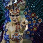 Карнавал в Бразилии 2016