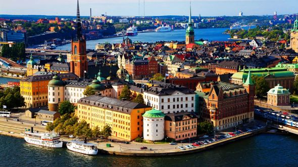 Виза в Швецию