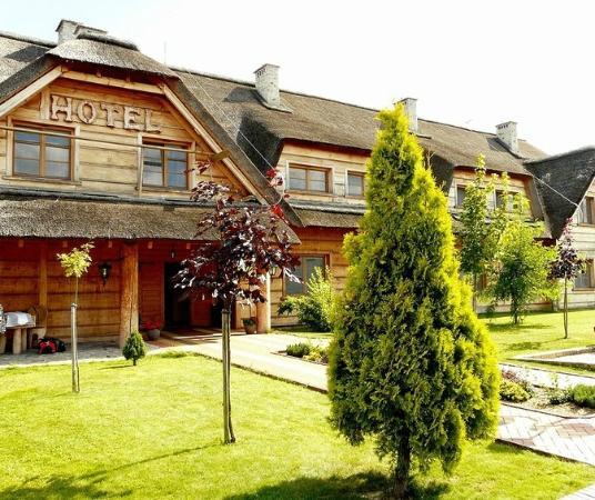 отеле Pajero в Польше