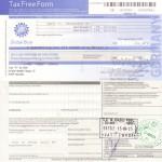 Что такое tax free? Как оформить tax free? Где получить tax free?