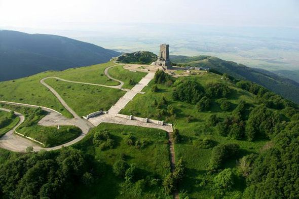 Шипка-Бузлуджа